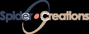 Spider Creations website management and design